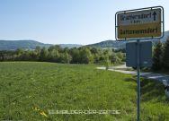 Über Gottsmannsdorf in den Lallinger Winkel.