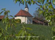 Die kleine Kapelle in Gottsmannsdorf.